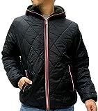 (コンバース) CONVERSE 中綿ジャケット メンズ アウター ジャケット パーカー 裏ボア 4color M ブラック