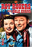 Roy Rogers With Dale Evans, Volume 2