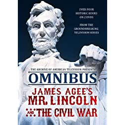 Omnibus: James Agee's Mr Lincoln and the Civil War