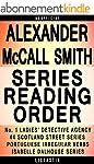 Alexander McCall Smith Series Reading...