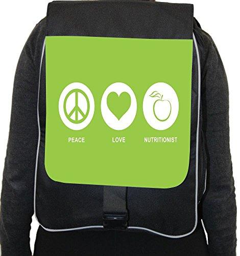 Lime Green Jansport Backpack