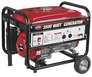 All Power America APG3002S 3,500-Watt Gas Powered Portable Generator