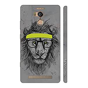 Enthopia Designer Hardshell Case WILD ON THE FIELD Back Cover for Gionee Elife E8