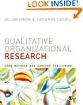 Qualitative Organizational Research:...