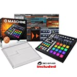 Native Instruments MASCHINE MK2 Black with FREE Decksaver Included