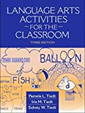 img - for Language and Arts Activities in the Classroom by Pamela L. Tiedt (2000-10-06) book / textbook / text book