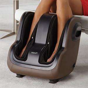OSIM uSqueez App-Controlled Foot & Calf Massager by OSIM