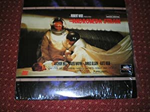 The Andromeda Strain (Letterboxed Edition)