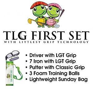 The Littlest Golfer Clubset by The Littlest Golfer