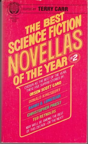 Best Science Fiction Novellas of the Year #2