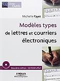Modèles types de lettres et courriers électroniques (1CD audio)