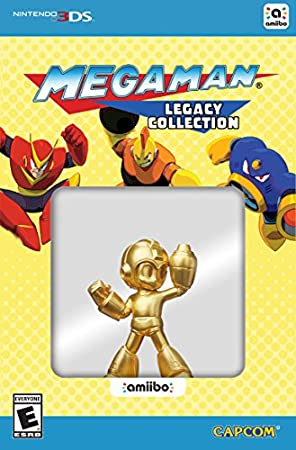 Mega Man Legacy Collection - Collectors Edition - Nintendo 3DS
