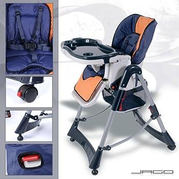 pas cher chaise haute pour b b s enfants 60 x 96 x 70 cm acheter en ligne magasins de. Black Bedroom Furniture Sets. Home Design Ideas