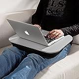 SoBuy-Laptop-Schotablett-Notebookablage-Betttisch-silber-FBT28-SIL-Silber