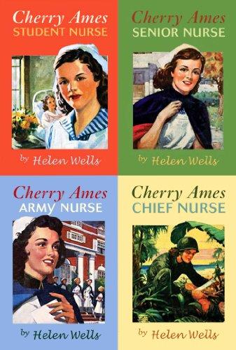 Cherry Ames Boxed Set (Books 1-4) Student Nurse, Senior Nurse, Army Nurse & Chief Nurse