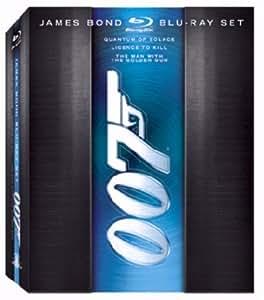 James Bond - Coffret 3 Blu-ray [Édition Limitée]