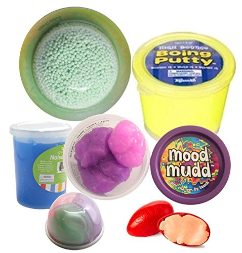 Kids-Slime-and-Putty-Toy-Sampler-Bundle-Tactile-and-Sensory-Toys-for-Children