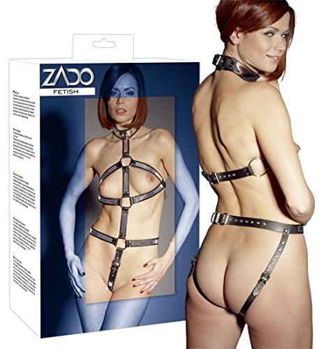 Leder Harness S/M