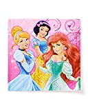 American Greetings Disney Princess Lunch Napkins (16-Pack), Party Supplies