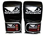 Bad Boy Pro Series Bag Mitts Boxing Gloves - Black, X-Large