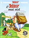 Albert Uderzo L' Asterix Mai Vist / Asterix and the Class Act