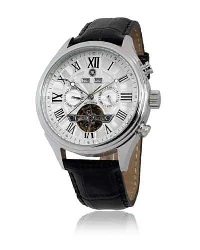 Reichenbach Reloj automático Man Cassel Negro 44 mm