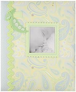 CR Gibson Jack Loose-leaf Baby Memory Book
