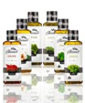 6 x 200 ml, Oliven�l Extra Virgin Med...