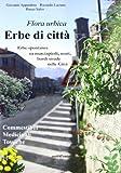 Erbe di città. Erbe spontanee su marciapiedi, muri, bordi strade nelle città