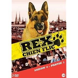 Rex Chien Flic, Saison 4 Partie 1