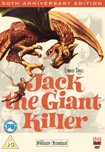 Jack the Giant Killer  [1962] [DVD]