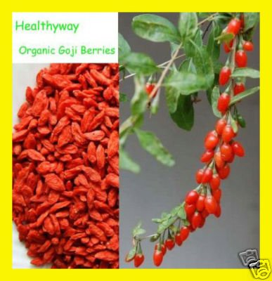   Super Grade Healthyway Organic Goji 6 Lbs