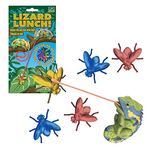 Play Visions Sticky Tongues - Lizard Lunch Game - 1