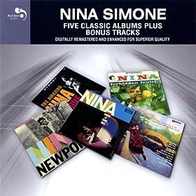 Nina Simone: Five Classic Albums Plus Bonus Tracks