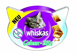 Whiskas Gelenk-Bits, 8er Pack (8 x 50 g)