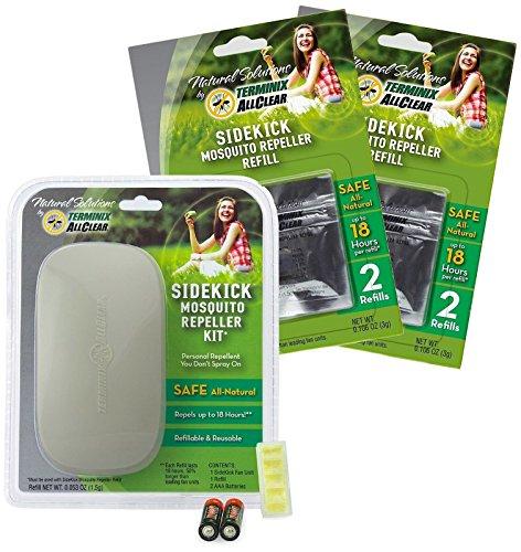 terminix-allclear-sidekick-clip-on-battery-powered-mosquito-repeller-5-refills
