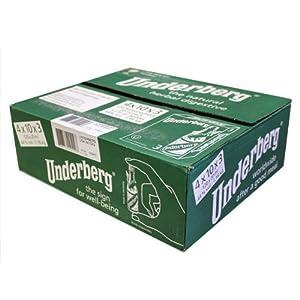 Case Pack: 3 Underberg Bottles each