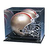 "Denver Broncos NFL ""Coach's Choice"" Full Size Football Helmet Display Case"
