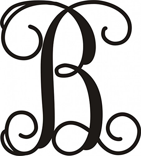 Monogram Letter Approximately 20