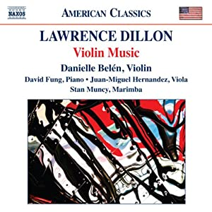 Dillon: Violin Music