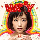 HAPPY(初回限定SPECIAL HAPPY盤)【CD DVD】