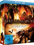 Image de Fire Dragon 3d Trilogie [Blu-ray] [Import allemand]