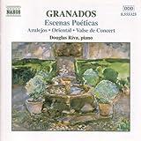 Granados: Piano Music, Vol. 5 - Escenas Poeticas / Azulejos / Oriental