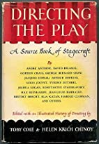 Directing the Play a Source of Stagecraft by…