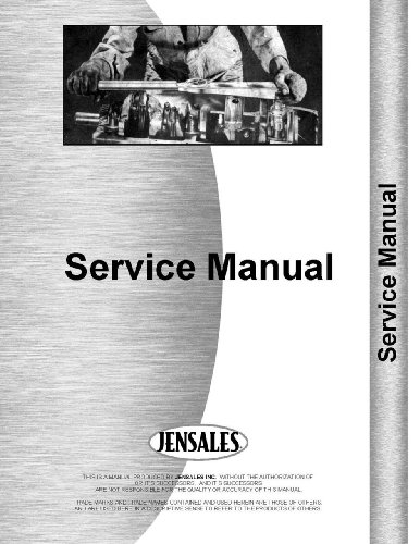 John Deere 90 Skid Steer Loader Service Manual