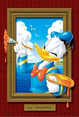 ジグソーパズルプチ マジカルアートギャラリー 204ピース ドナルド 98-516