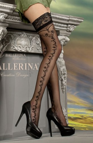 stunning-black-hold-ups-with-sparkly-patterned-by-ballerina-216