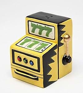 yellow slot machine