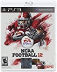 NCAA Football 12 - PlayStation 3 Stan...