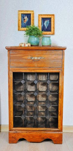 Wood Wine Cabinets back-417493